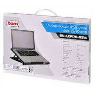 Фото Подставка для ноутбука BURO BU-LCP170-B214 черный
