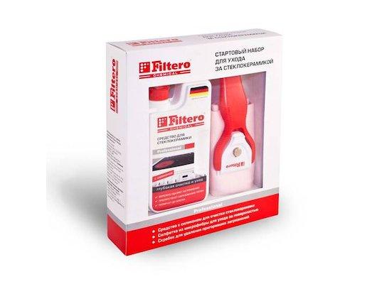 Набор для плит FILTERO 204 для стеклокерамических плит