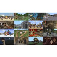Фото Minecraft для Xbox One. Favorites Pack. (44Z-00041)