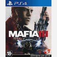 Фото Mafia III (PS4, русские субтитры)