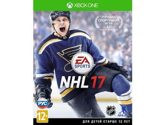 NHL 17 Xbox One русские субтитры