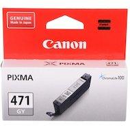 Картридж струйный Canon CLI-471GY 0404C001 серый