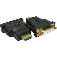 Переходник Video HDMI(m) - DVI-D(f)