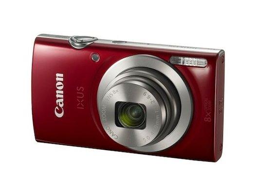 Фотоаппарат компактный CANON IXUS 175 красный