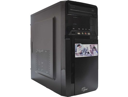 Системный блок Rmax 602 Office intel 6300 X2 2.2Gh/4Gb/500Gb/DVDRW/Win7