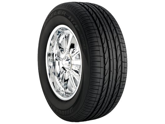 Шина Bridgestone Dueler H/P Sport 255/60 R17 TL 106V