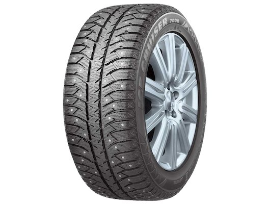 Шина Bridgestone Ice Cruiser 7000 215/65 R16 TL 98T шип