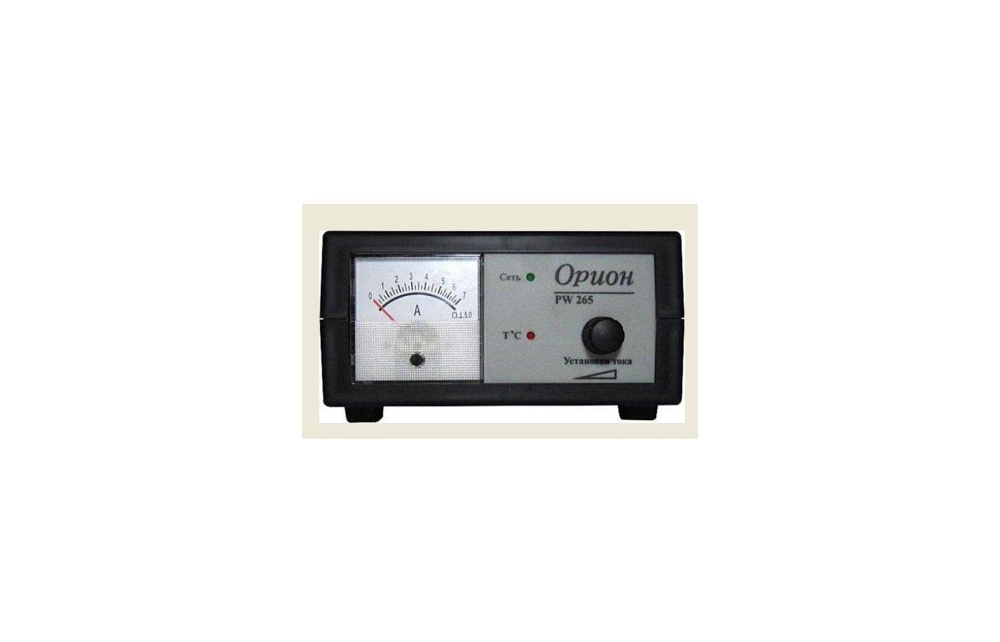 Автомобильное зарядное устройство Орион PW 265