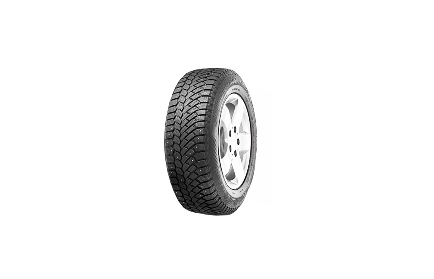 Шина Gislaved NordFrost 200 215/60 R16 TL 99T XL шип