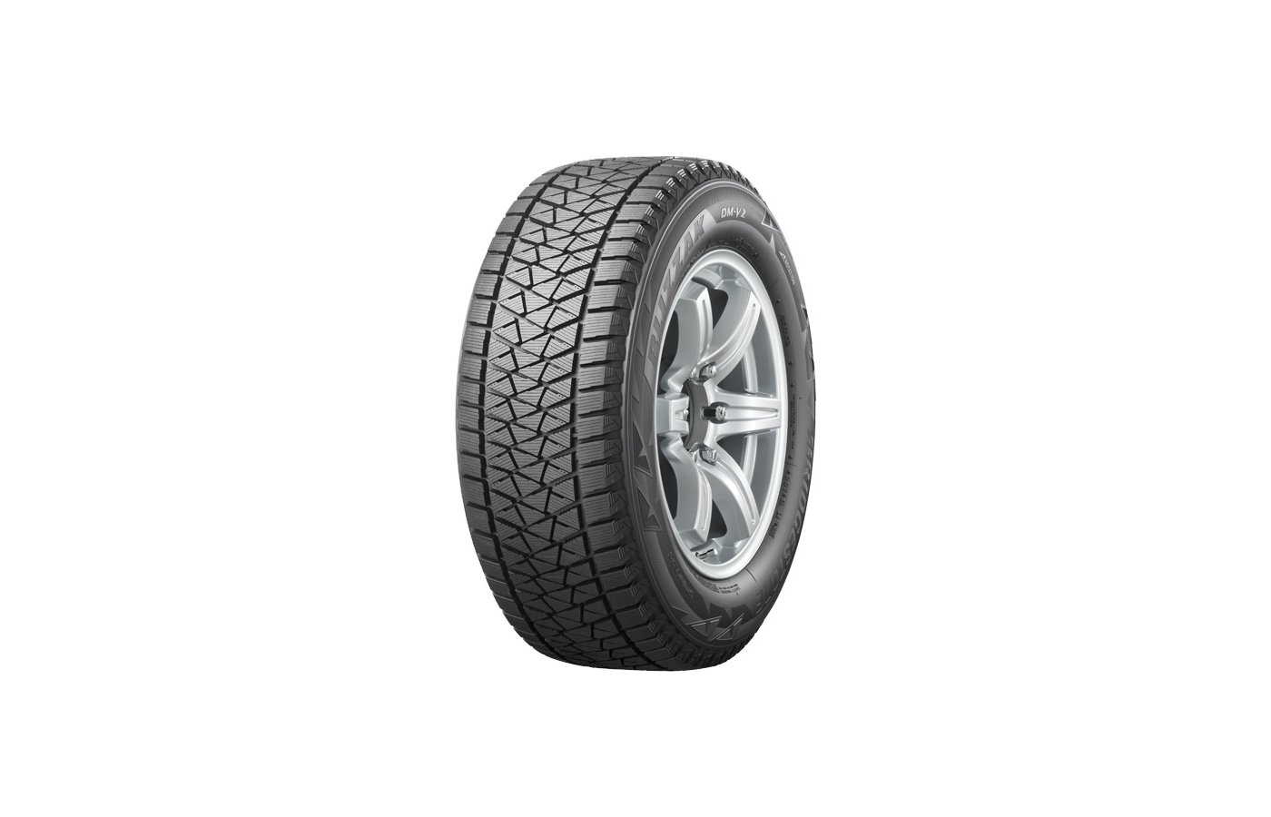 Шина Bridgestone Blizzak DM-V2 225/70 R16 TL 103S