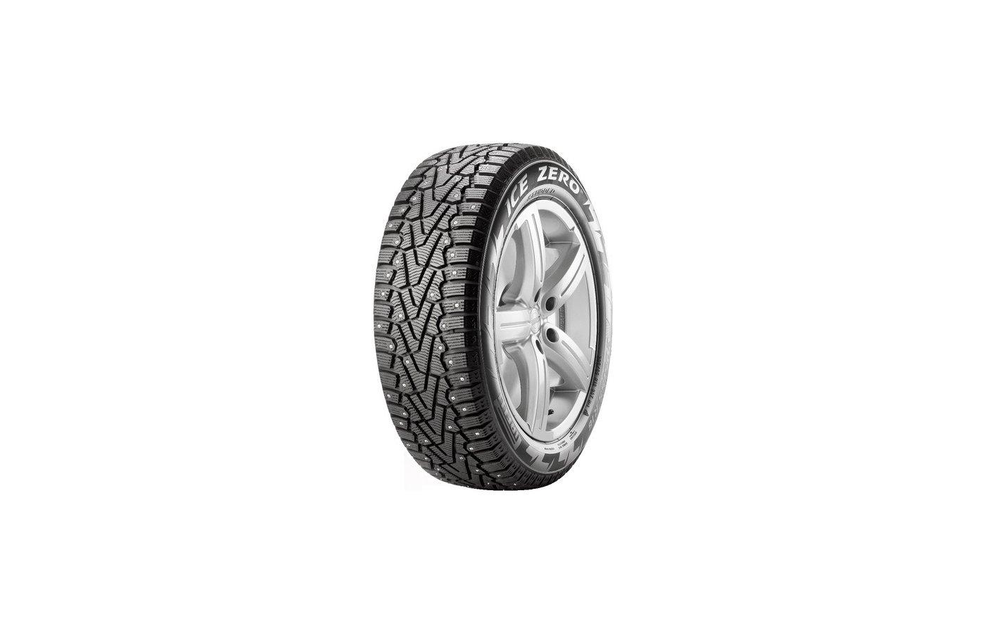 Шина Pirelli Winter Ice Zero 255/55 R18 TL 109H XL шип