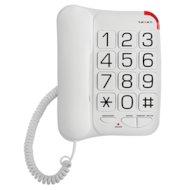 Фото Проводной телефон TeXet TX-201 белый