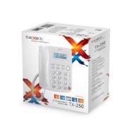 Фото Проводной телефон TeXet TX-250 белый