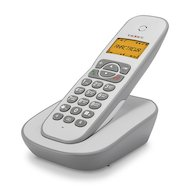 Фото Радиотелефон TeXet TX-D4505A белый-серый