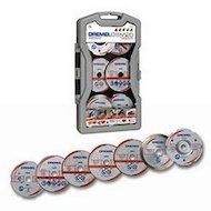 Инструмент DREMEL DSM705 для DSM20 Набор дисков для резки, 7 шт.