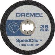 Фото Инструмент DREMEL EZ SpeedClic SC690 Набор для резки, 10шт.