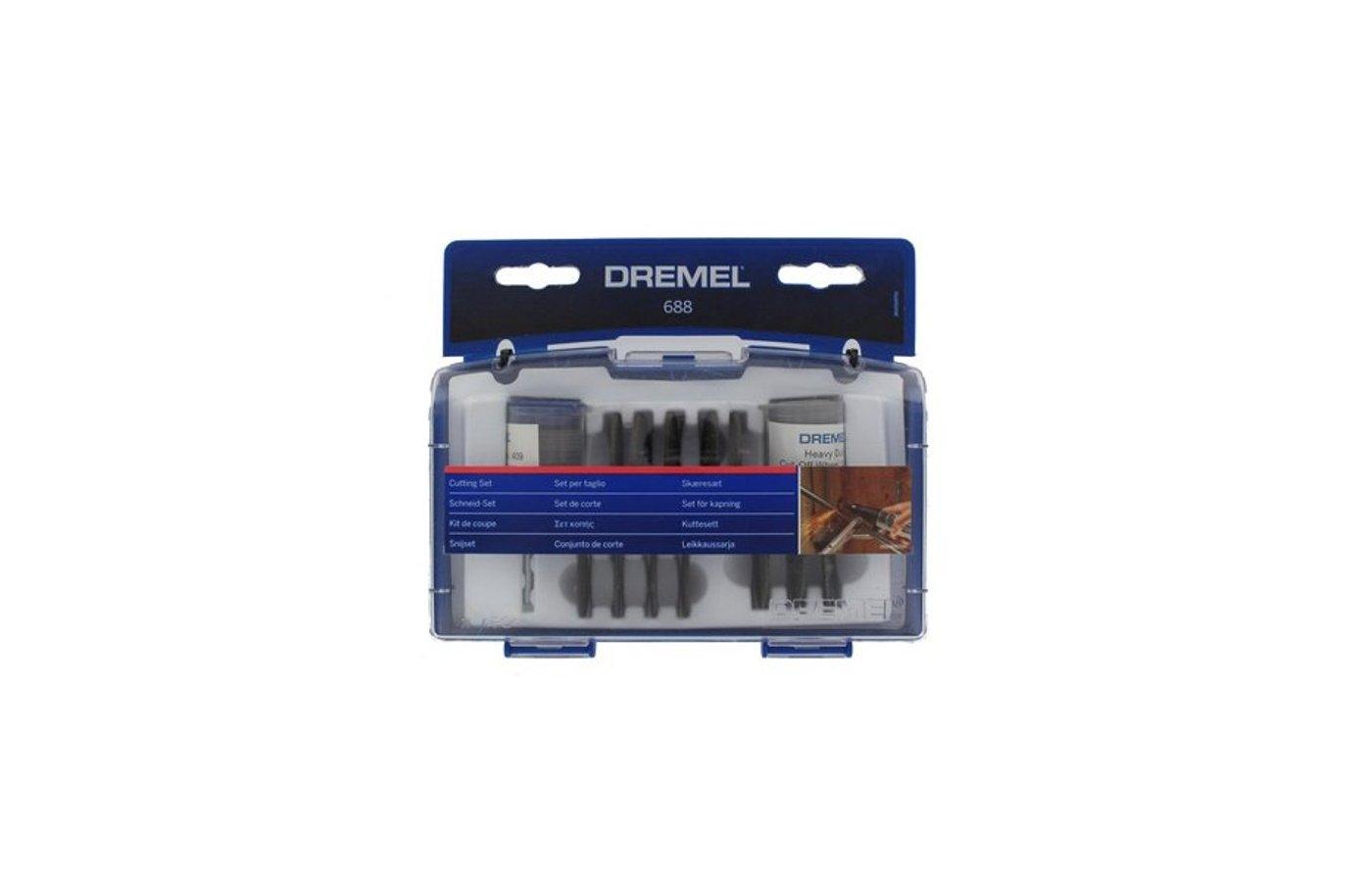 Инструмент DREMEL 688 Набор для резки, 69 шт.