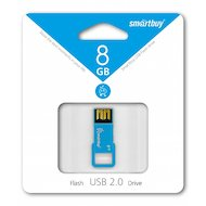 Фото Флеш-диск USB 2.0 SmartBuy 8GB BIZ Blue