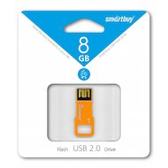 Фото Флеш-диск USB 2.0 SmartBuy 8GB BIZ Orange