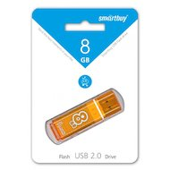 Фото Флеш-диск USB 2.0 SmartBuy 8GB sb8gbgs-or