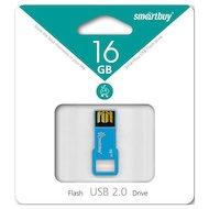 Фото Флеш-диск USB 2.0 SmartBuy 16GB sb16gbbiz-bl