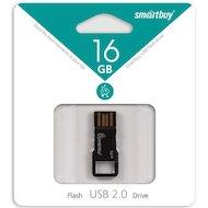 Фото Флеш-диск USB 2.0 SmartBuy 16GB sb16gbbiz-k