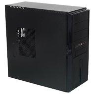 Корпус LinkWorld 316-25 черный без БП ATX 4xUSB2.0 audio