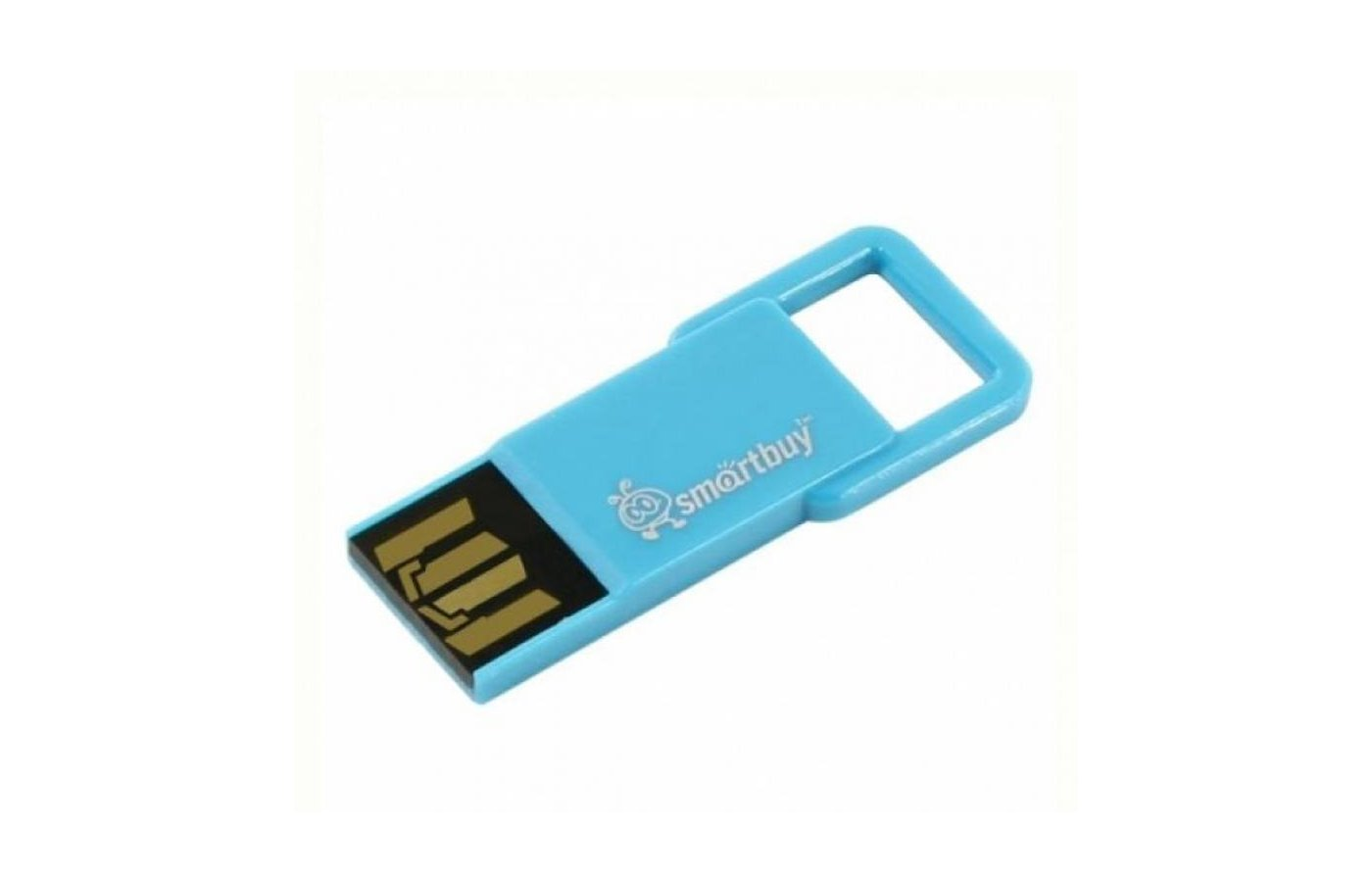 Флеш-диск USB 2.0 SmartBuy 8GB BIZ Blue