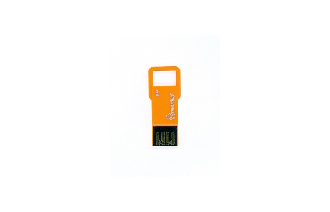 Флеш-диск USB 2.0 SmartBuy 8GB BIZ Orange