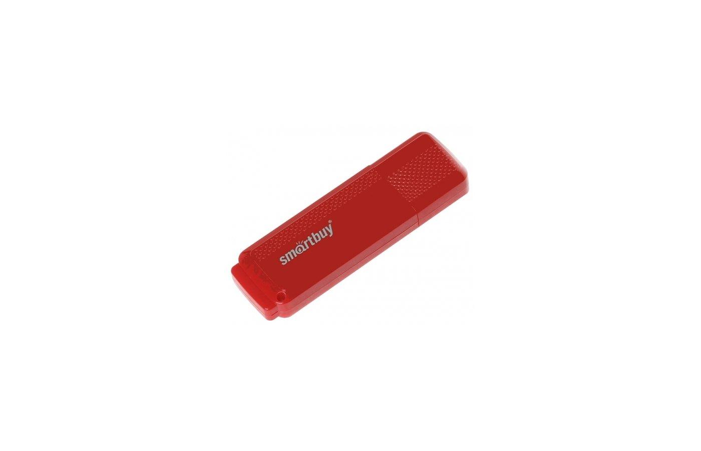 Флеш-диск USB 2.0 SmartBuy 32GB sb32gbdk-r