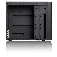 Фото Корпус Fractal Design Core 1000 черный w/o PSU mATX 1x120mm 1xUSB2.0 1xUSB3.0 audio