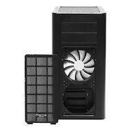 Фото Корпус Fractal Design Arc Midi R2 Window черный w/o PSU ATX 3x140mm 2xUSB3.0 audio bott PSU