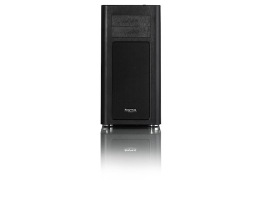 Корпус Fractal Design Arc Midi R2 Window черный w/o PSU ATX 3x140mm 2xUSB3.0 audio bott PSU