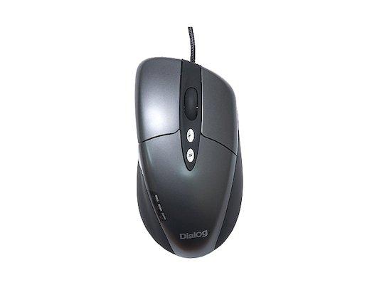 Мышь проводная Dialog MGK-19SU