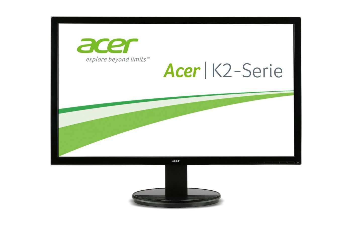 """ЖК-монитор 22"""" Acer K222HQLb black /UM.WX3EE.002/"""