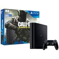 Фото SONY PlayStation 4 1TB Call of Duty Infinite Warfare (CUH-2008B)