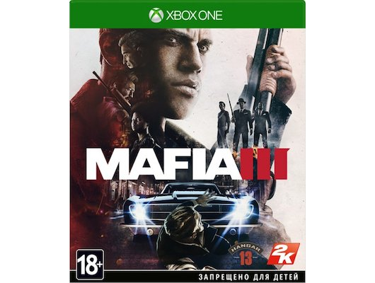 Mafia III (Xbox One, русские субтитры)