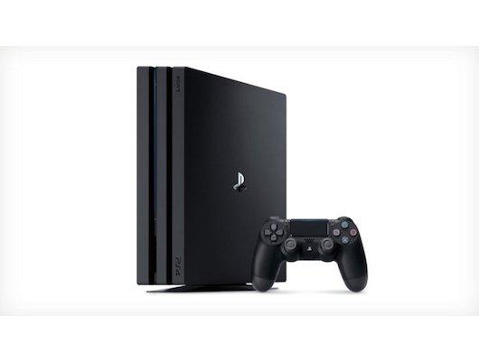 SONY PlayStation 4 Pro 1TB A Black (CUH-7008B)