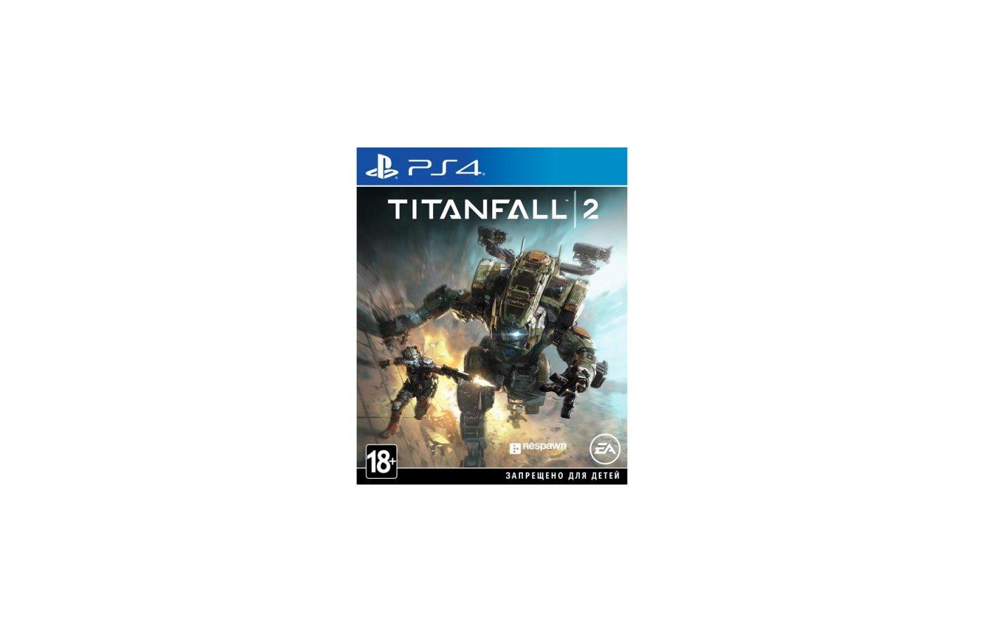 Titanfall 2 (PS4 русская версия)