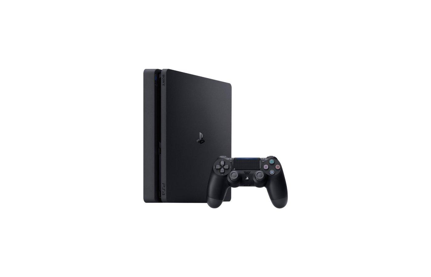 SONY PlayStation 4 Slim 500 Gb (CUH-2008A)