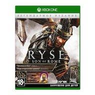 Фото Стерео-гарнитура для Xbox One + игра Ryse Legendary