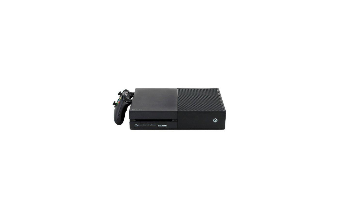 Microsoft Xbox One 1 ТБ + FIFA 17 (KF7-00198)