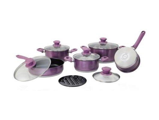 Набор посуды  SUPRA SVS-1197Kit Набор посуды