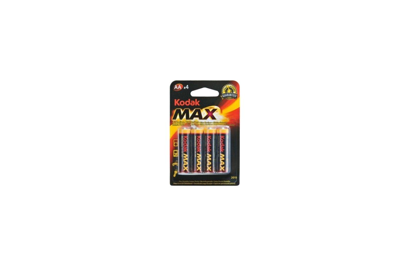 Батарейка KODAK  LR6-4BL (О)