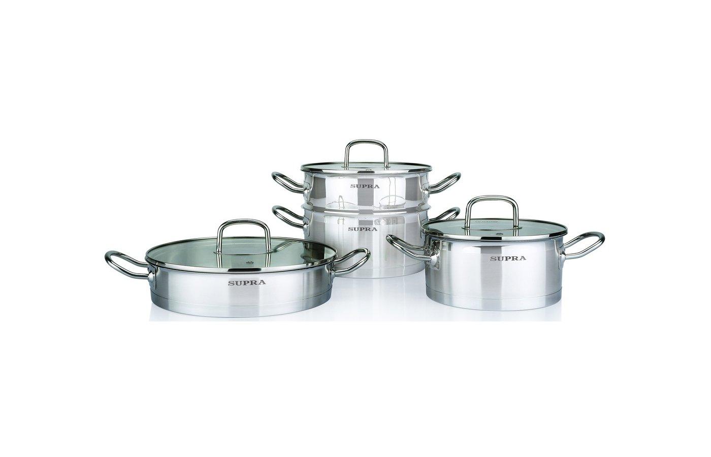 Набор посуды  SUPRA SUS-0689Kit Набор посуды