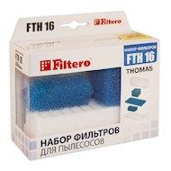Фото Фильтр для пылесоса FILTERO FTH 16 HEPA комплект фильтров для пылесосов Thomas