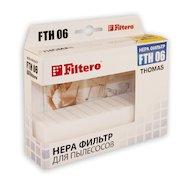 Фото Фильтр для пылесоса FILTERO FTH 06 HEPA фильтр для пылесосов Thomas