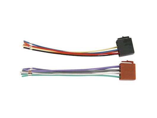 Комплект для подключения автозвука AK ISO автосоединитель SET