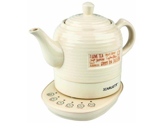 Чайник электрический  Scarlett SC-EK24C02
