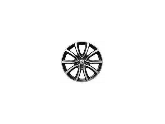 Диск Скад Онтарио 7x17/5x114.3 D67.1 ET50 Алмаз